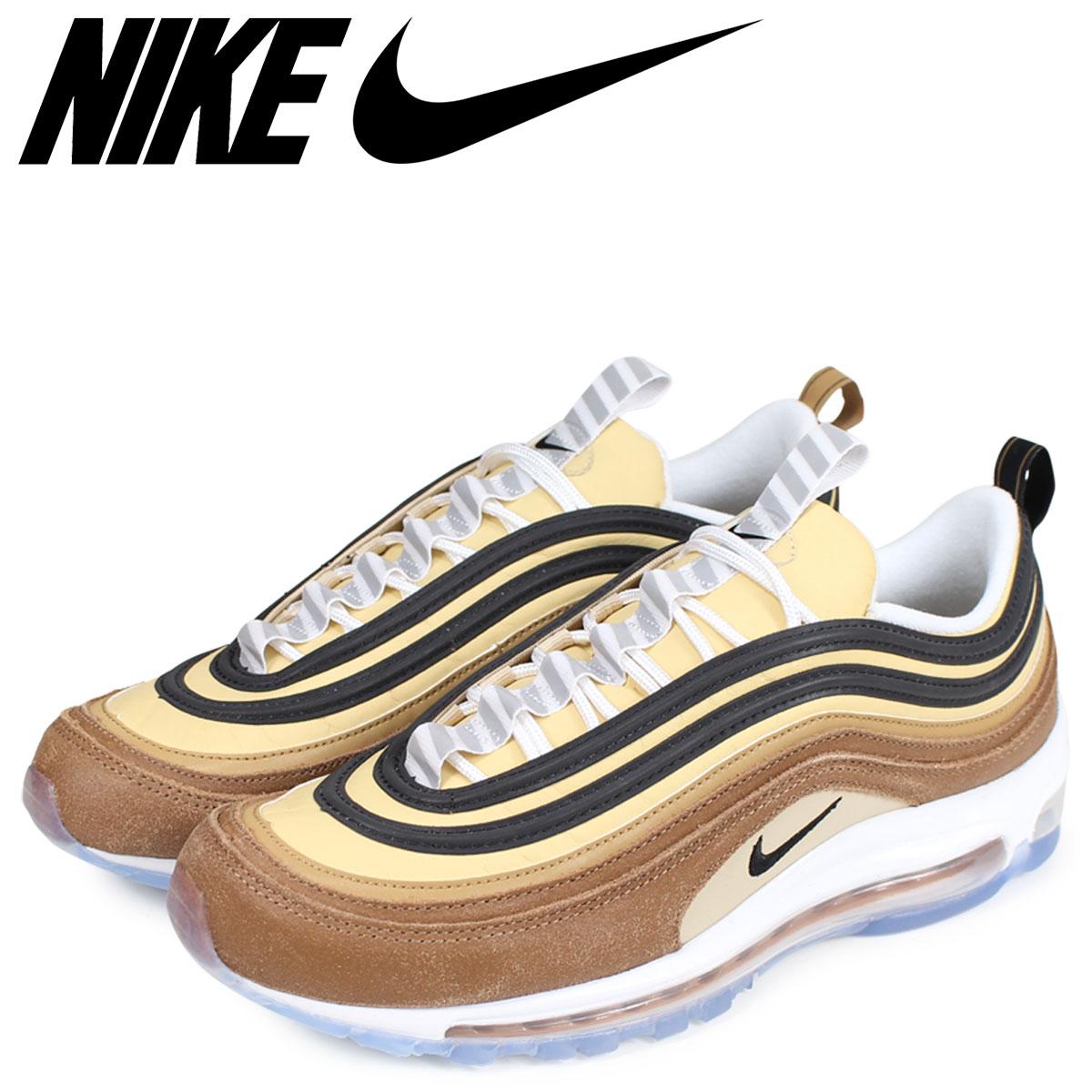 NIKE Kie Ney AMAX 97 sneakers men AIR MAX 97 brown 921,826 201