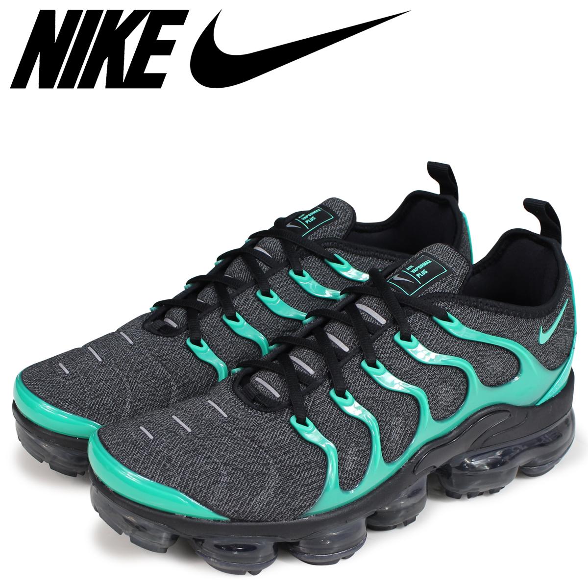 eb6adf11e2a74 NIKE Nike air vapor max plus sneakers men AIR VAPORMAX PLUS 924,453-013  black ...