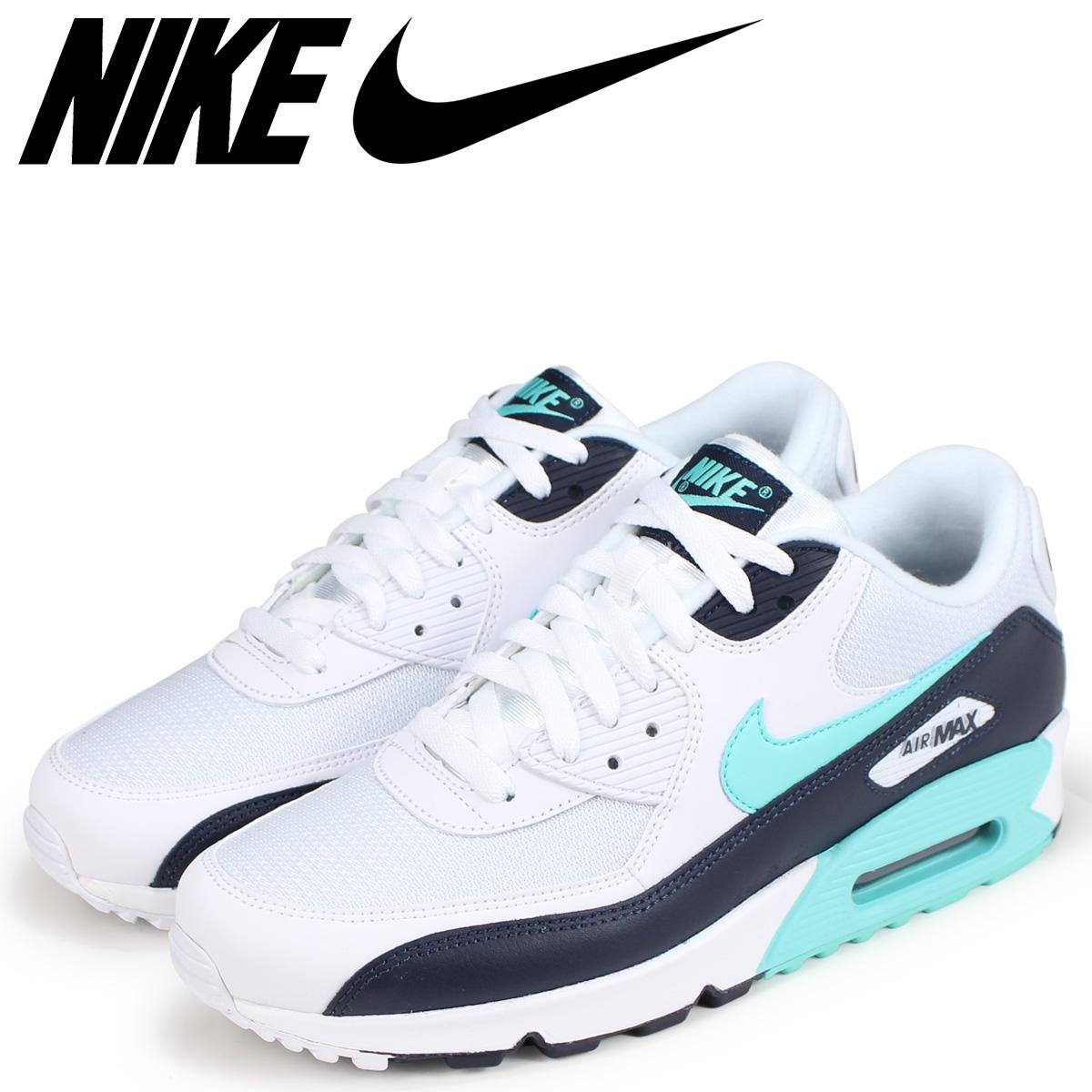 573f4f46 NIKE Kie Ney AMAX 90 essential sneakers men AIR MAX 90 ESSENTIAL AJ1285-102  white ...