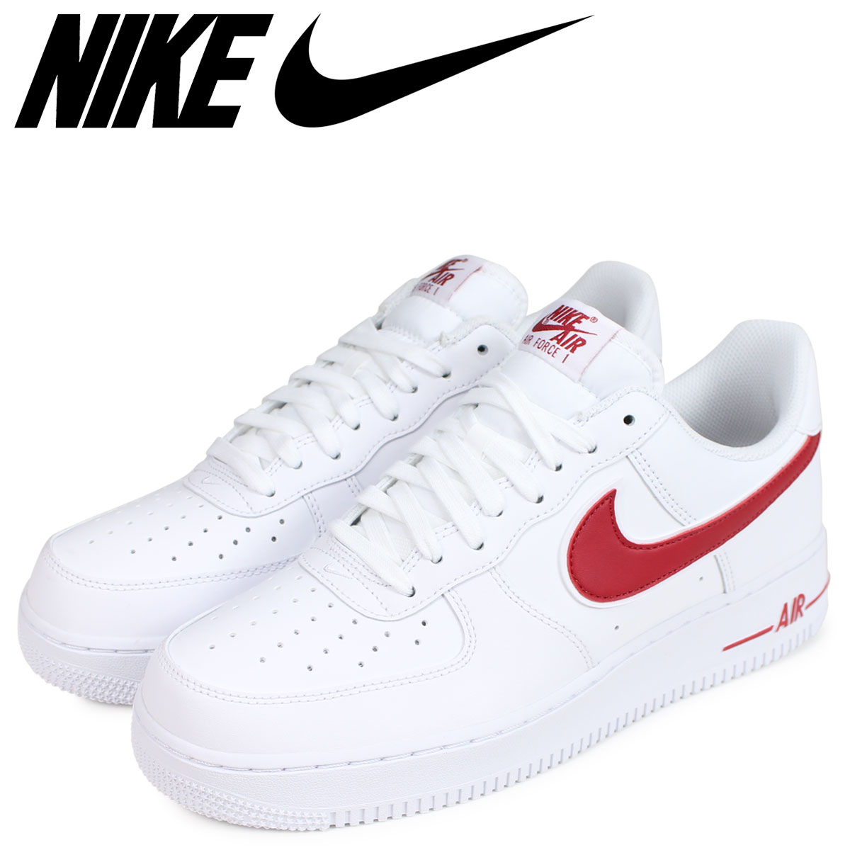 50b5693c0fe7 NIKE Nike air force 1 sneakers men AIR FORCE 1 07 3 white AO2423-102  load  planned Shinnyu load in reservation product 2 14 containing