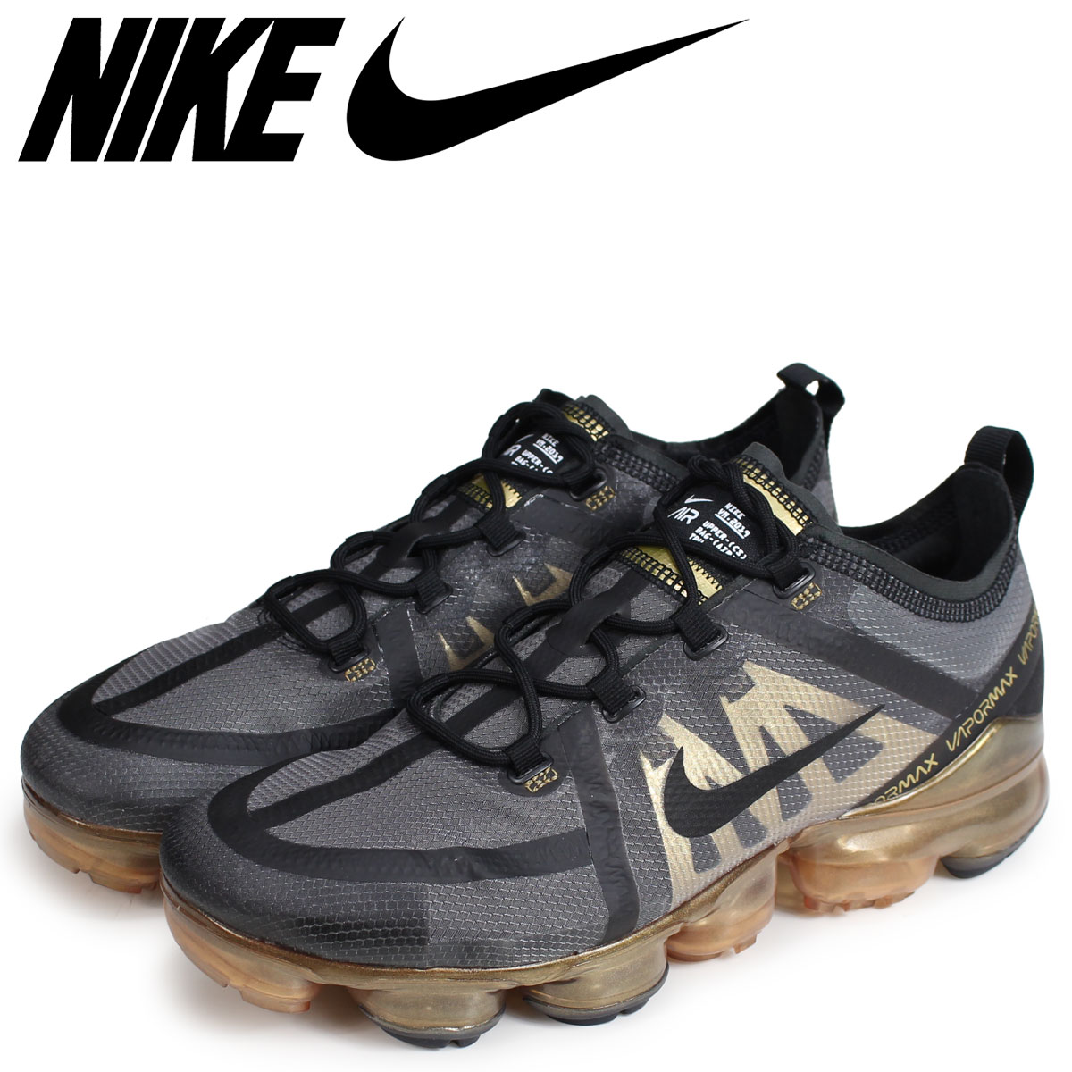 823047837dc NIKE Nike air vapor max 2019 sneakers men AIR VAPORMAX 2019 black  AR6631-002  load planned Shinnyu load in reservation product 1 30  containing