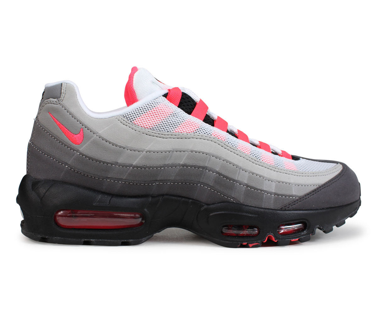 low priced d1549 31581 NIKE Kie Ney AMAX 95 sneakers men AIR MAX 95 OG solar red red AT2865-100