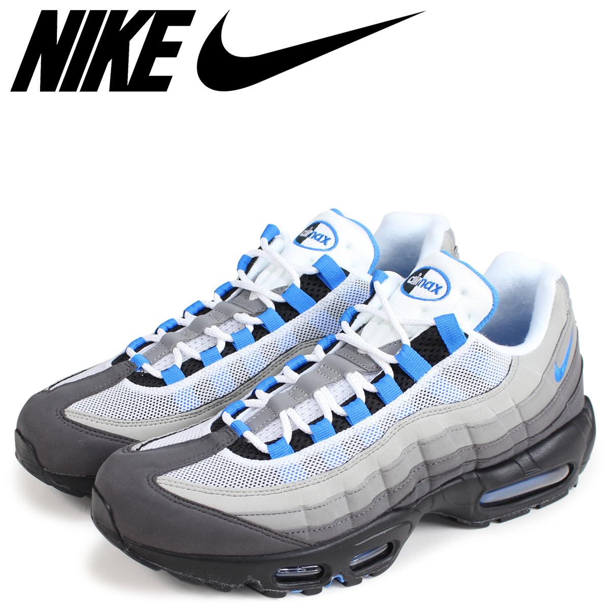 Sugar Online Shop  NIKE Kie Ney AMAX 95 sneakers men AIR MAX 95 gray  AT8696-100  2 12 reentry load   57666c375