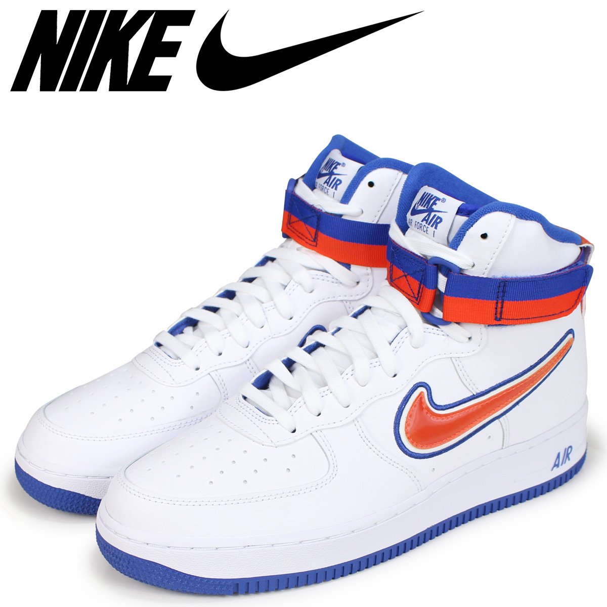 best loved afd31 a4417 ... best price nike nike air force 1 high sneakers men air force 1 07 lv8  sport