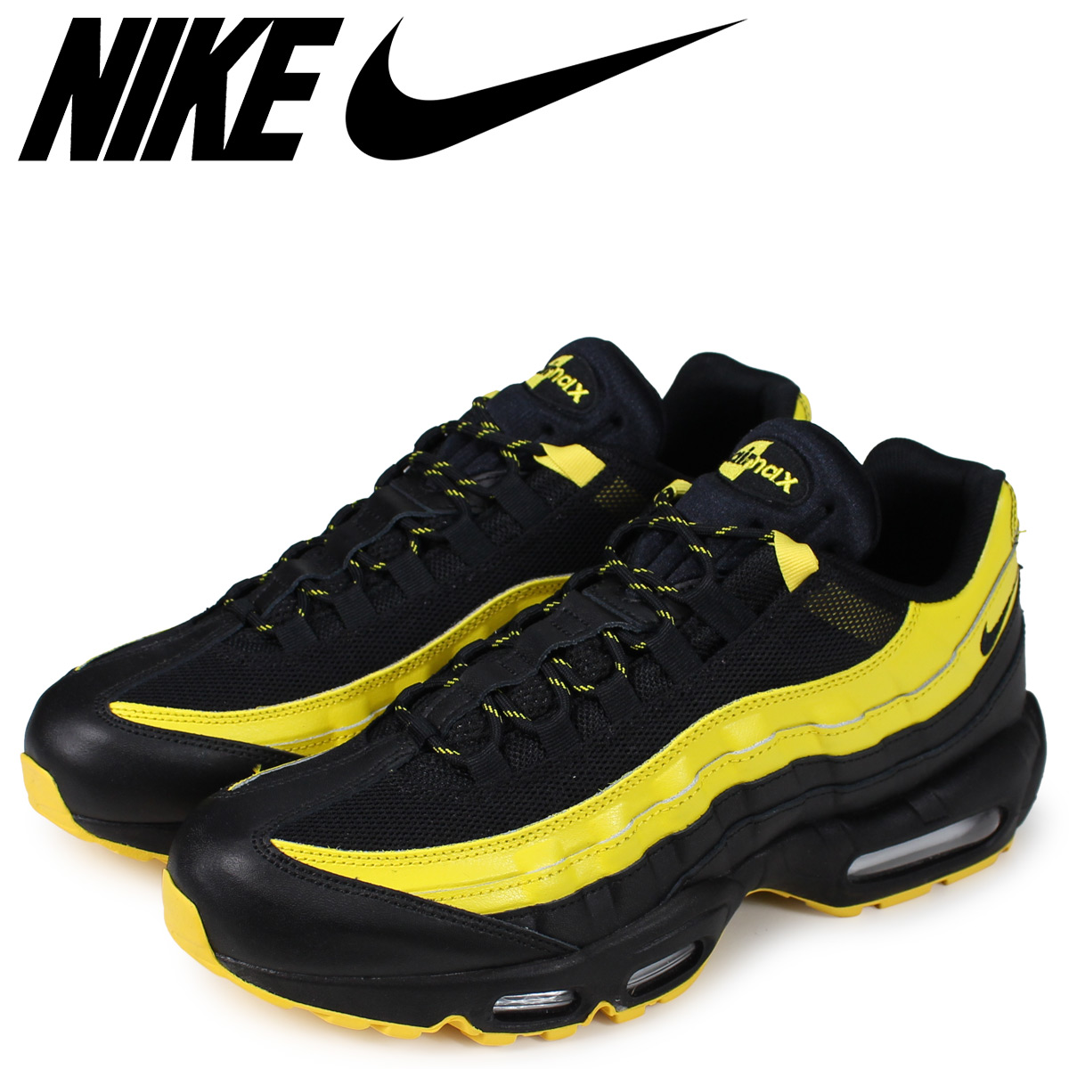 Athletic Shoes Nike Air Max 95 Frequency Pack Tour Yellow
