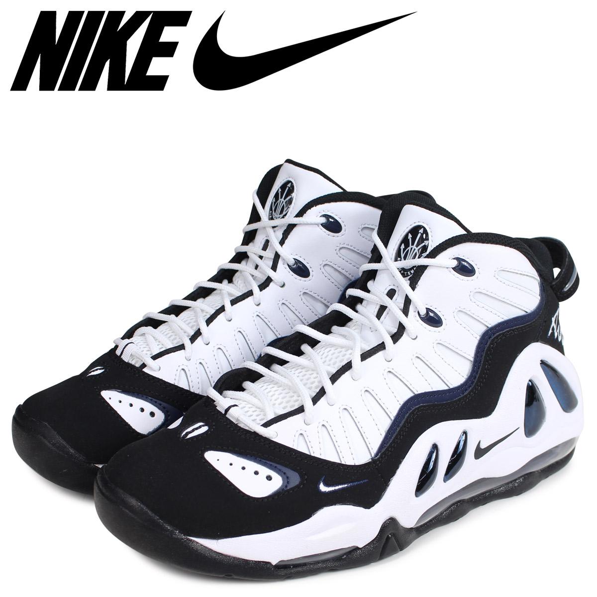 NIKE Kie Ney AMAX up tempo 97 sneakers men AIR MAX UPTEMPO 97 white white 399,207 101