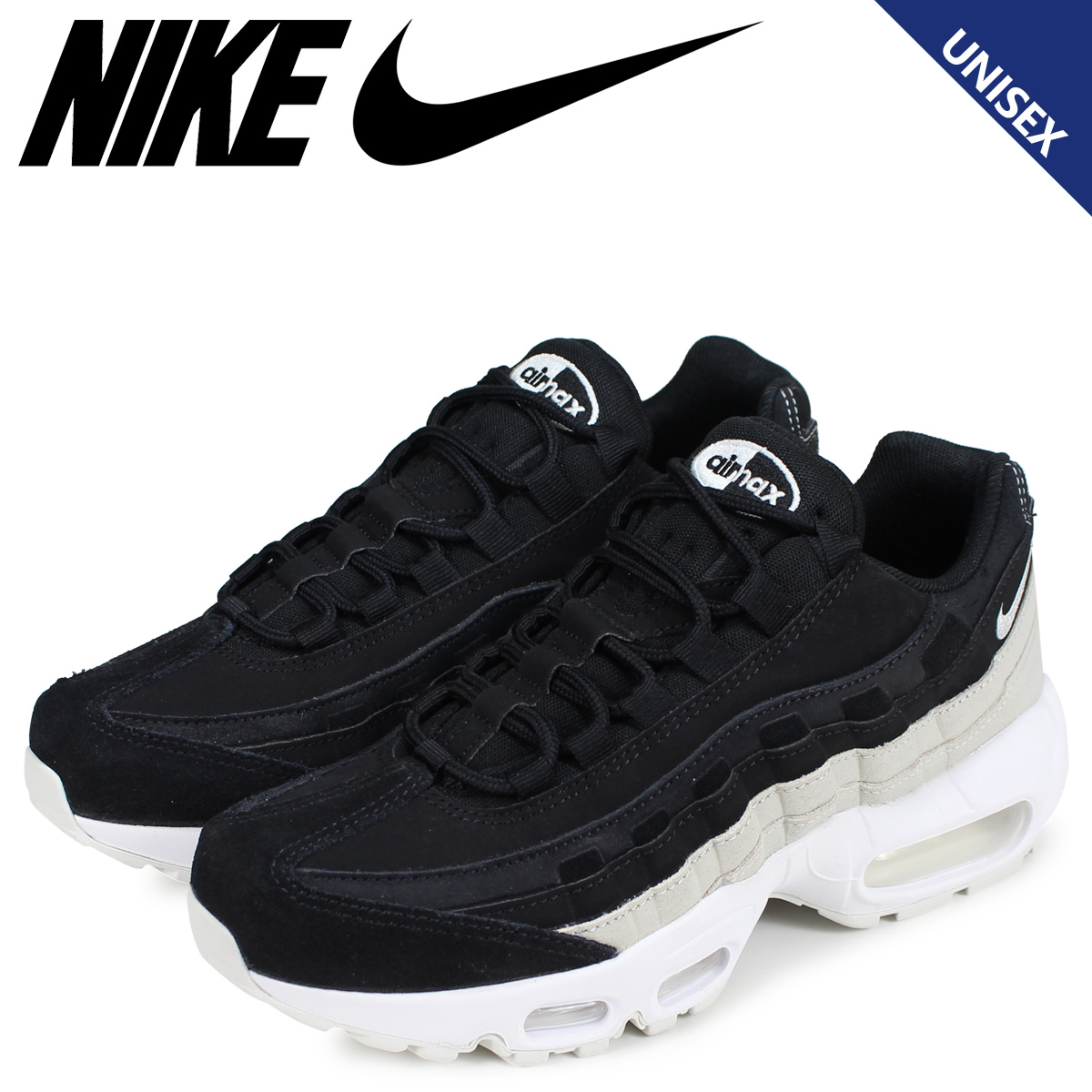 release date: 73c9a 67816 NIKE Kie Ney AMAX 95 sneakers Ladys men WMNS AIR MAX 95 PREMIUM black  807,443-017 load planned Shinnyu load in reservation product 38  containing