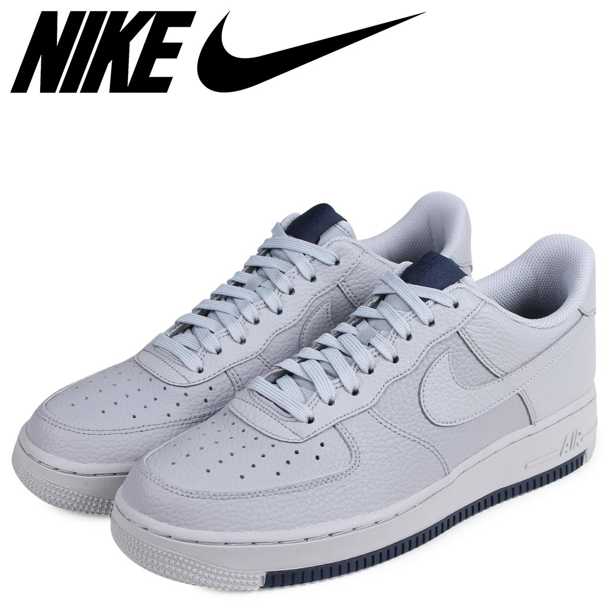 NIKE Nike air force 1 sneakers men AIR FORCE 1 07 1 gray AO2409 002