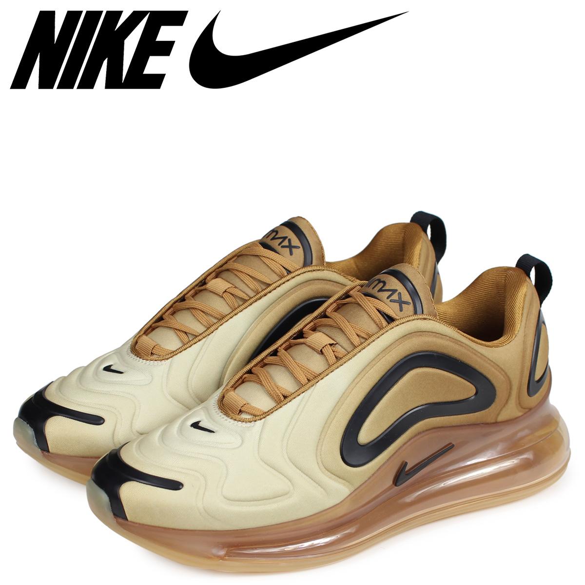 cheap for discount 3df8e fb133 NIKE Kie Ney AMAX 720 sneakers men AIR MAX 720 gold AO2924-700