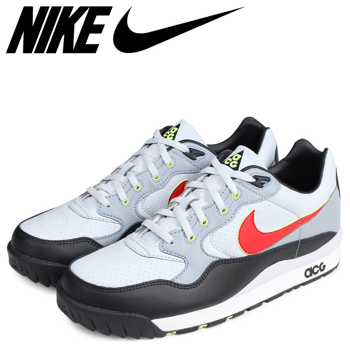 0d4597bb9e Sugar Online Shop: NIKE Nike air wildwood sneakers men AIR WILDWOOD ACG  white white AO3116-001 | Rakuten Global Market