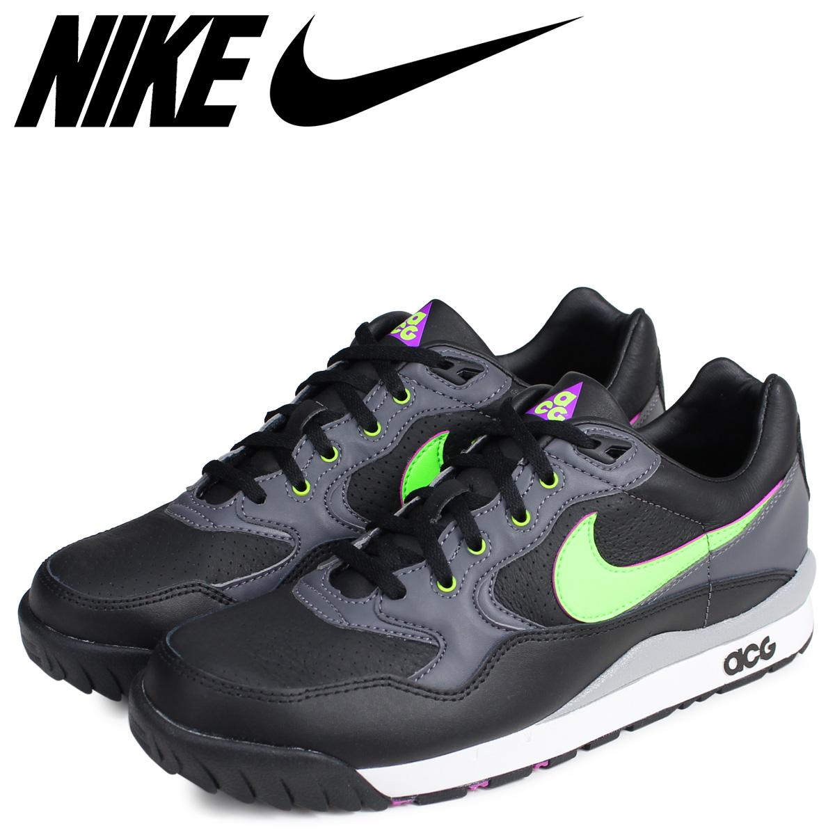49a182383b Sugar Online Shop: NIKE Nike air wildwood sneakers men AIR WILDWOOD ACG  black black AO3116-002 | Rakuten Global Market