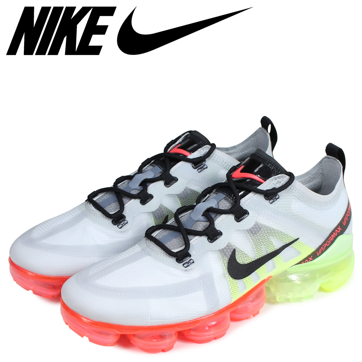 purchase cheap 9db1b 77779 NIKE Nike air vapor max 2019 sneakers men AIR VAPORMAX 2019 gray AR6631-007