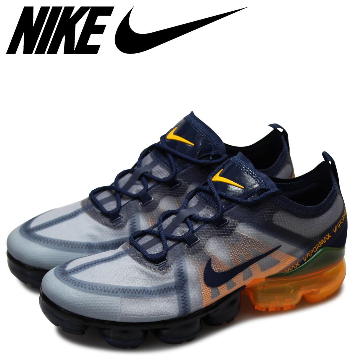 lowest price 68b42 b8cb6 NIKE Nike air vapor max 2019 sneakers men AIR VAPORMAX 2019 navy AR6631-401