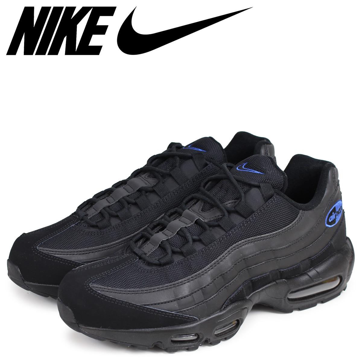 NIKE Kie Ney AMAX 95 sneakers men AIR MAX 95 PREMIUM SE black black BQ3168 002