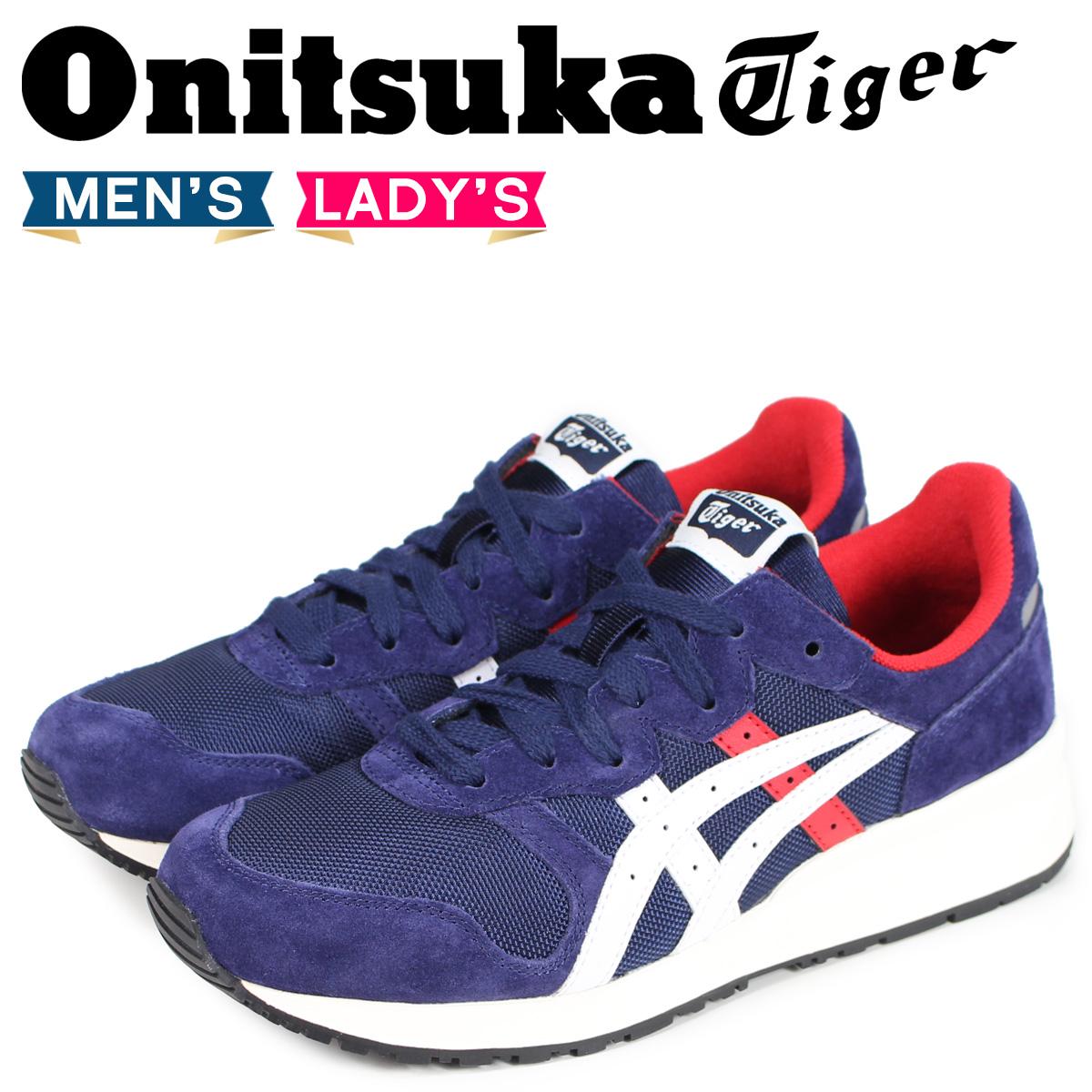 Onitsuka Tiger タイガー アリー オニツカタイガー TIGER ALLY メンズ レディース スニーカー 1183A029-400 ネイビー