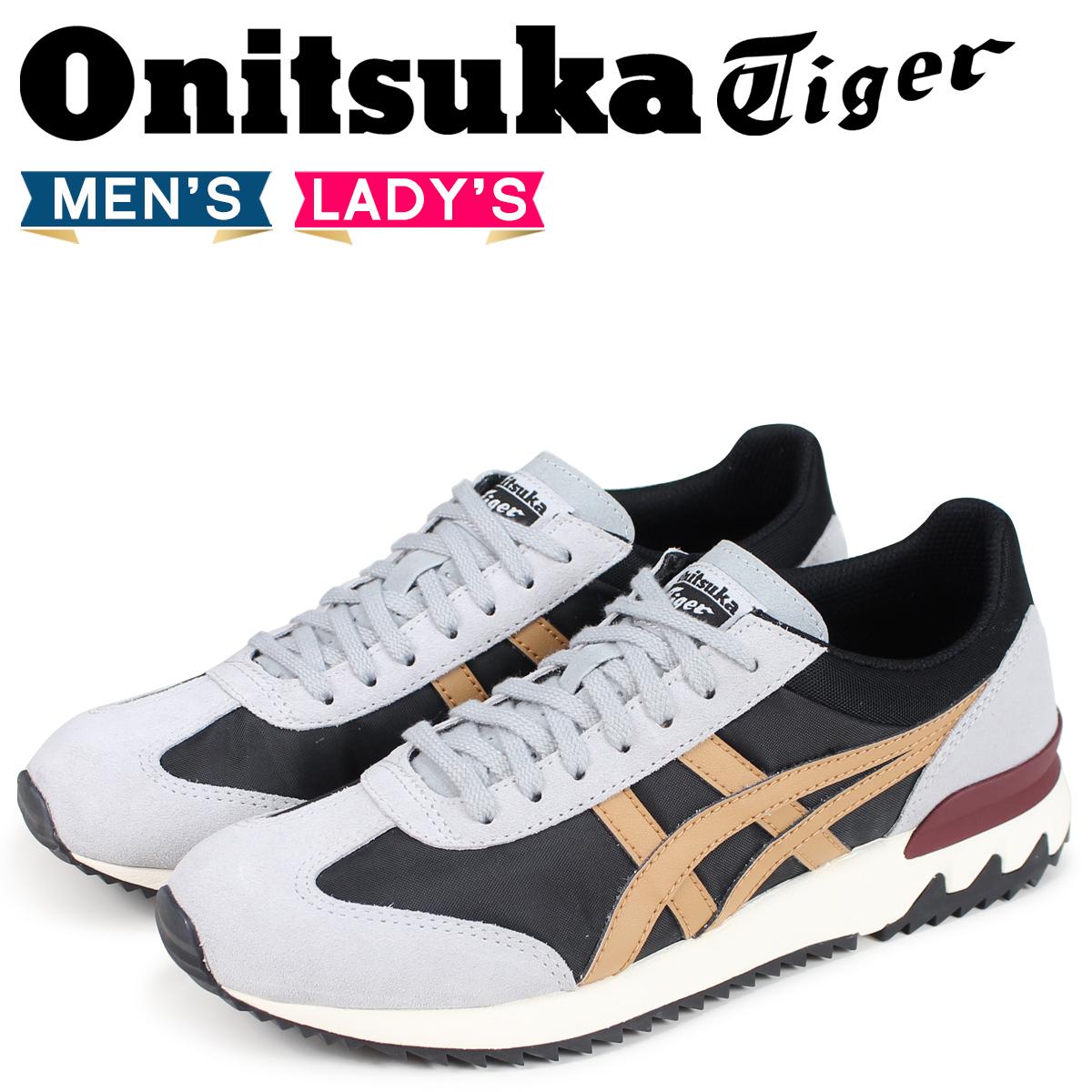 low priced 91748 d6074 Onitsuka Tiger California Onitsuka tiger CALIFORNIA 78 EX men gap Dis  sneakers 1183A194-001 black black
