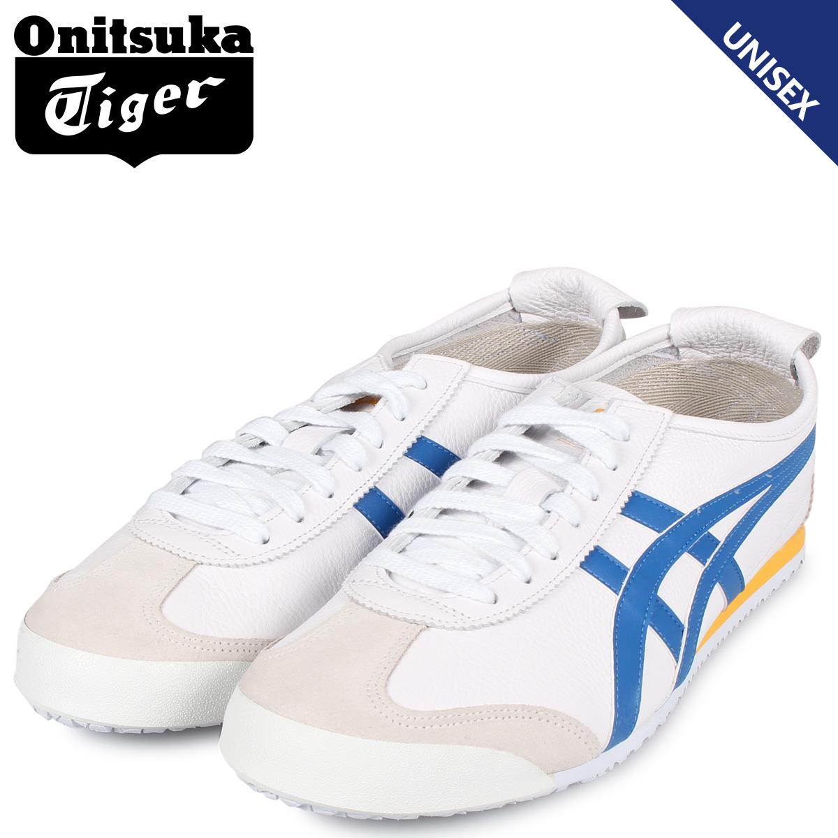 Onitsuka Tiger オニツカタイガー メキシコ 66 スニーカー メンズ レディース MEXICO 66 ホワイト 白 1183A201-100