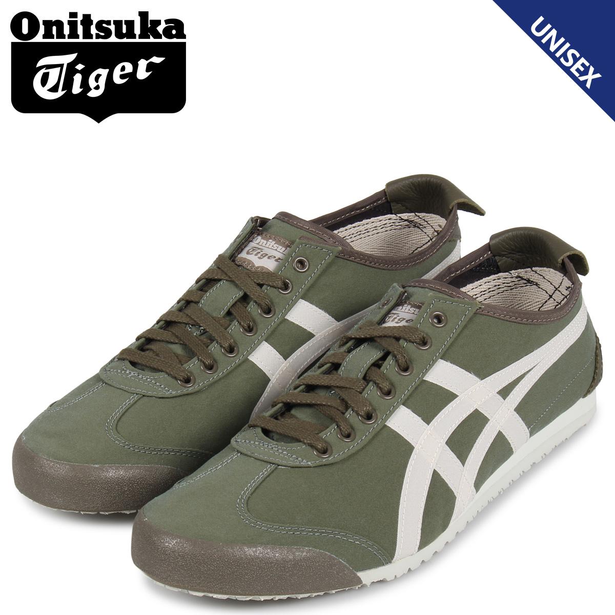 newest 7f55b 8d266 Onitsuka Tiger Onitsuka tiger Mexico 66 sneakers men gap Dis MEXICO 66  olive 1183A348-300