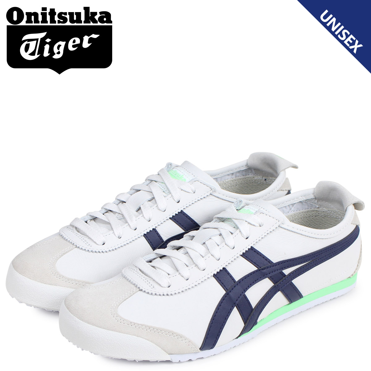 huge selection of d745a 28193 Onitsuka tiger Onitsuka Tiger Mexico 66 sneakers men gap Dis MEXICO 66  white white 1183A359-101