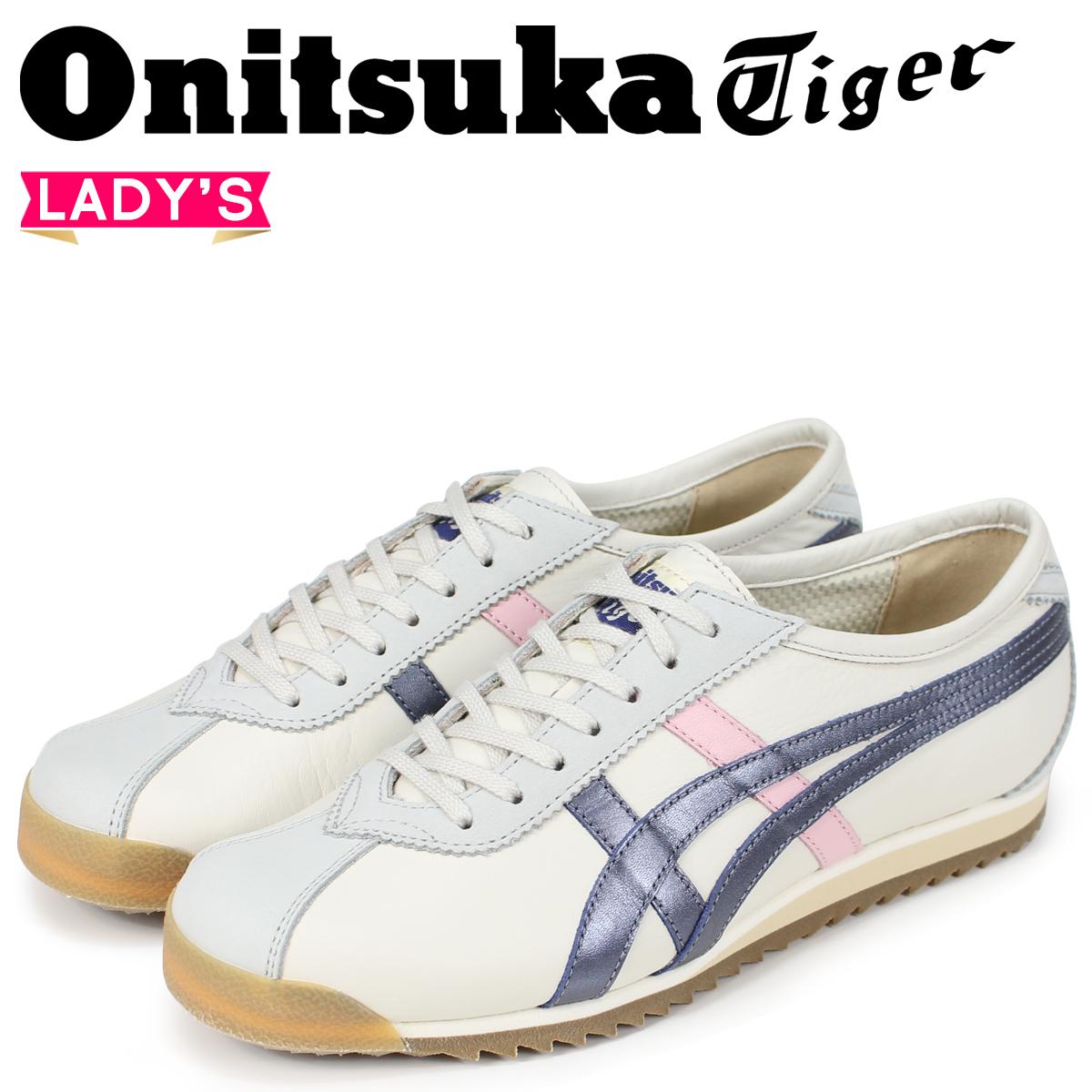 Onitsuka Tiger リンバー 66 オニツカタイガー LIMBER 66 PRESTIGE レディース スニーカー OT6000-0250 アイボリー