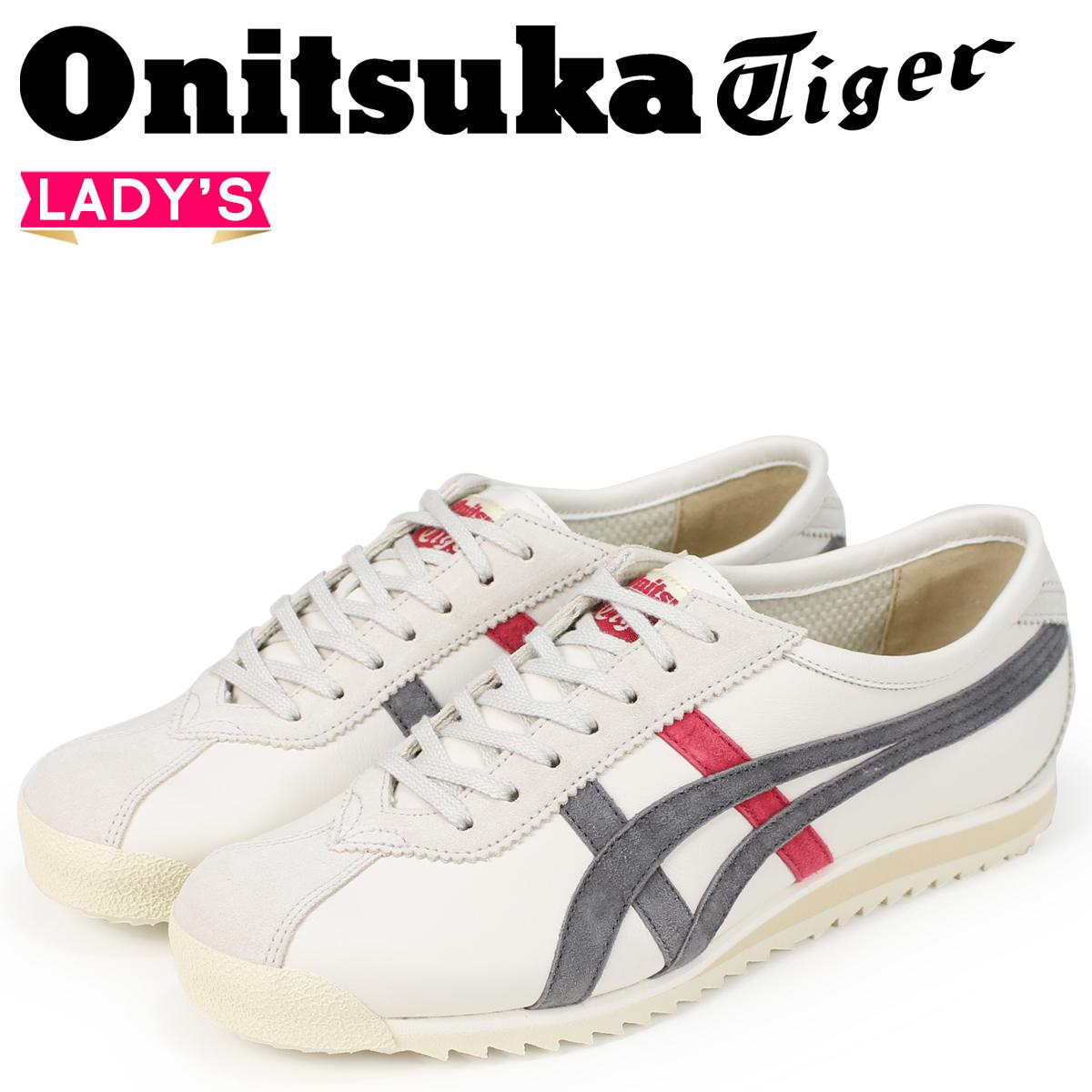 Onitsuka Tiger リンバー 66 オニツカタイガー LIMBER 66 PRESTIGE レディース スニーカー OT6000-201 ホワイト