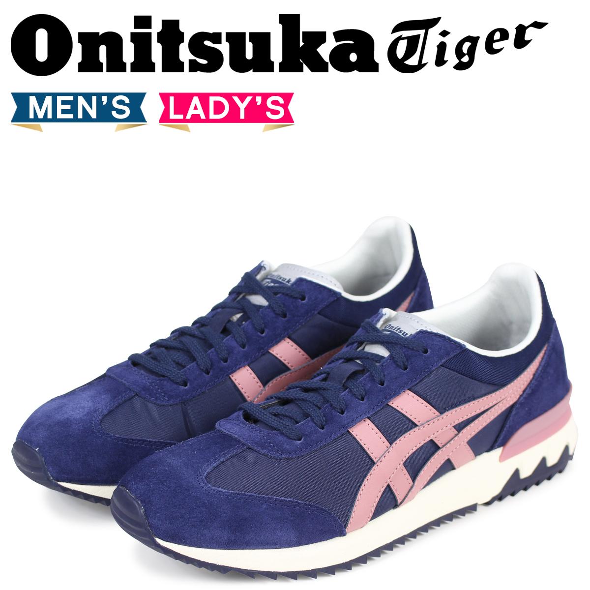 new style 8995e a04c5 Onitsuka Tiger California Onitsuka tiger CALIFORNIA 78 EX men gap Dis  sneakers D800N-5824 navy