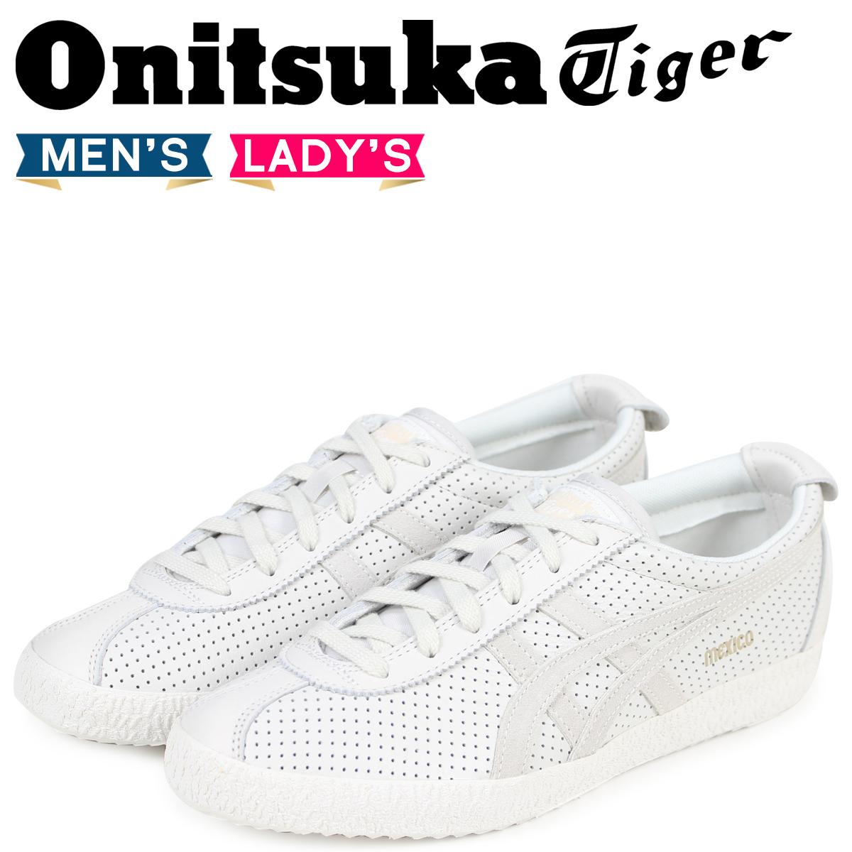 Onitsuka Tiger セラーノ オニツカタイガー SERRANO メンズ レディース スニーカー D109L-9601 TH109L-9601 グレー