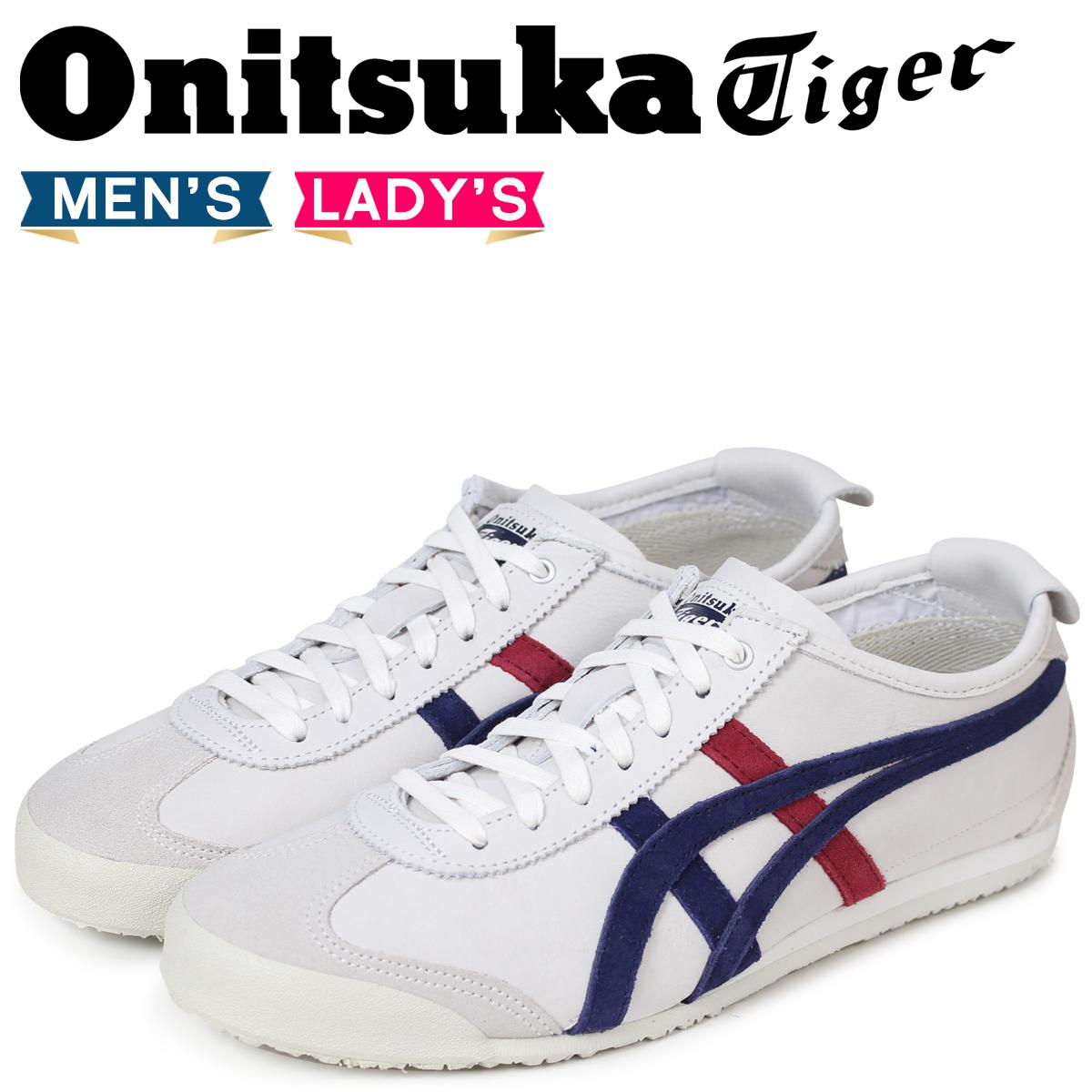 Onitsuka Tiger メキシコ 66 オニツカタイガー MEXICO 66 メンズ レディース スニーカー D832L-9058 グレー