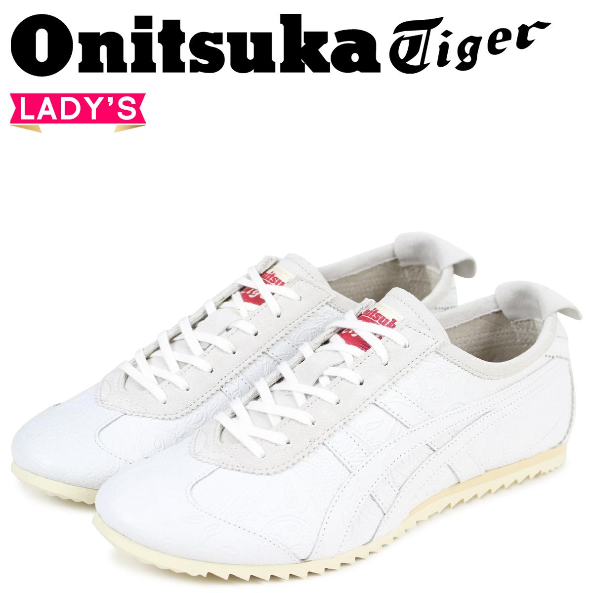 【最大2000円OFFクーポン配布】 Onitsuka Tiger リンバー UD プレステージ オニツカタイガー LIMBER PRESTIGE レディース スニーカー D8B9L-0101 ホワイト