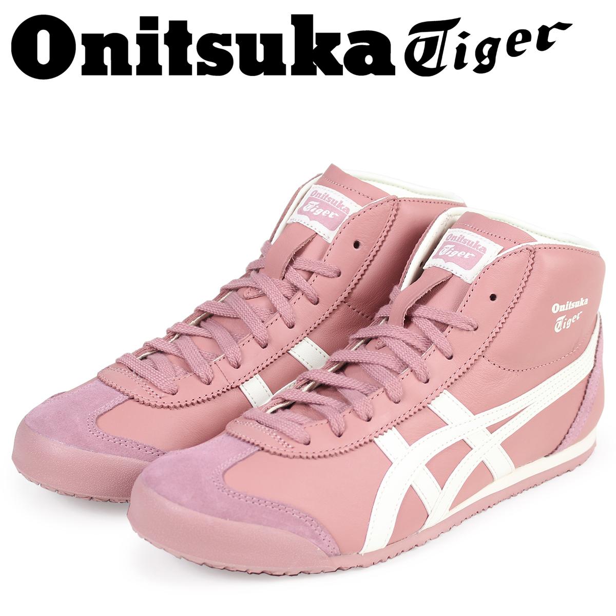 onitsuka tiger mexico 66 mid runner black 95 track