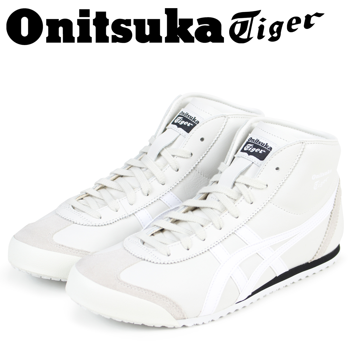 newest collection c43bc 040f6 Onitsuka Tiger Mexico mid runner Onitsuka tiger MEXICO MID RUNNER men  sneakers DL328-9001 THL328-9001 gray