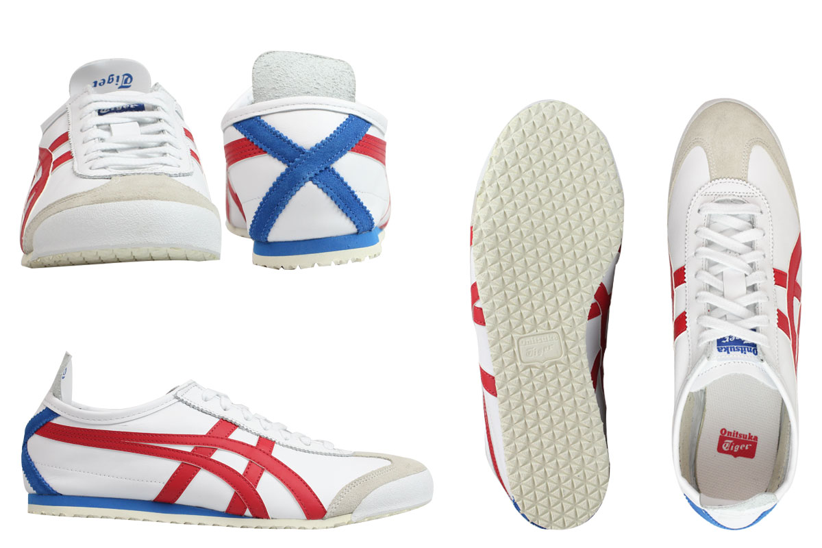 onitsuka tiger mexico 66 white black red zip download