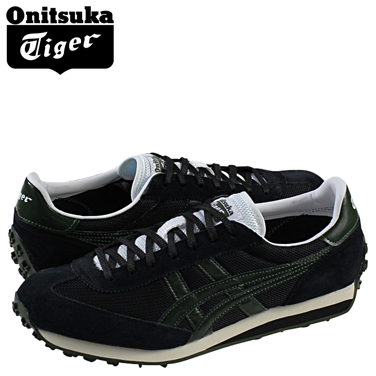 sale retailer f1118 2c9e7 Onitsuka tiger ASICS Onitsuka Tiger asics EDR 78 sneakers Edy are  TH503N-9079 black black men gap Dis