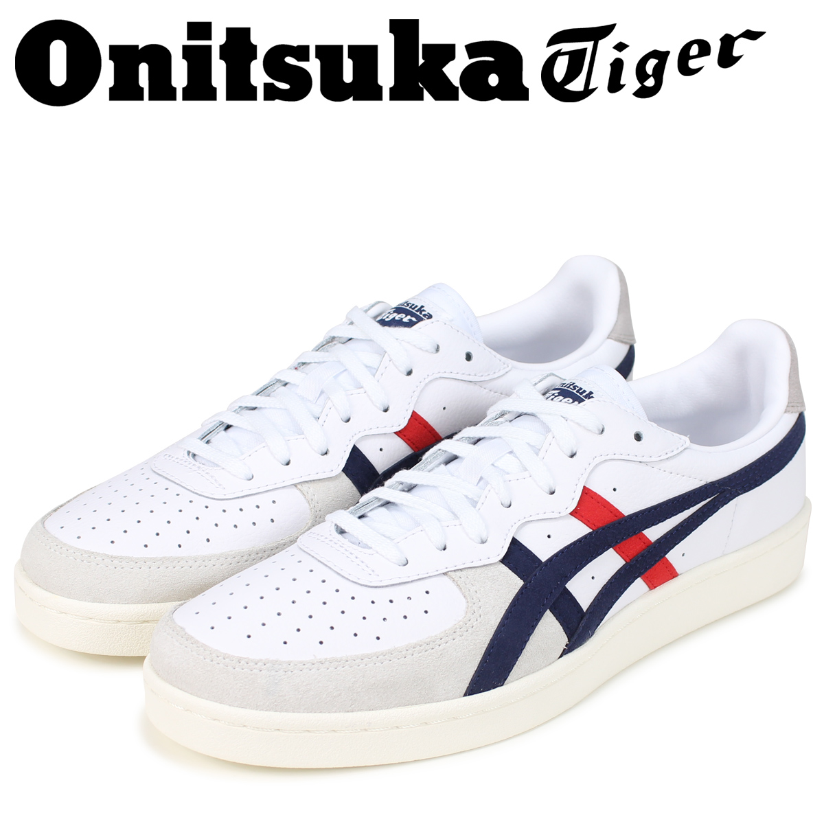 competitive price 4b4e8 57b1d Onitsuka Tiger GSM Onitsuka Thailand ghazi S M men sneakers TH5K2Y-100  white white