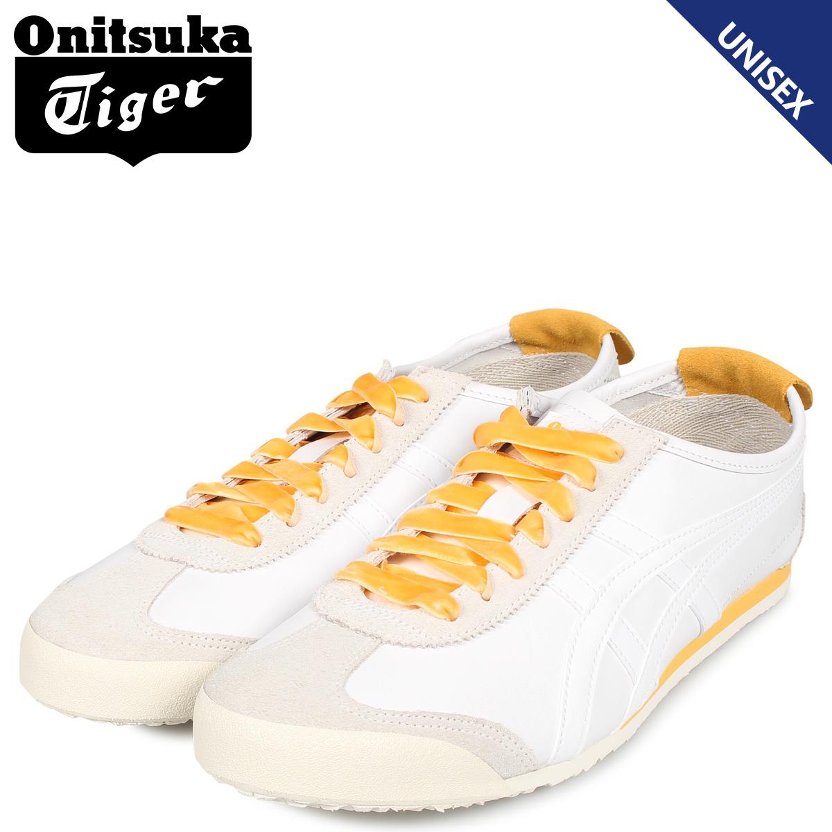 Onitsuka Tiger オニツカタイガー メキシコ 66 スニーカー メンズ レディース MEXICO 66 ホワイト 白 1182A104-101