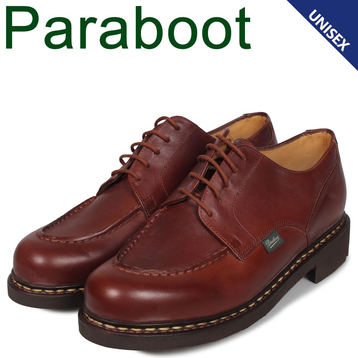 PARABOOT パラブーツ シャンボード シューズ ビジネスシューズ メンズ レディース CHAMBORD ブラウン 710708