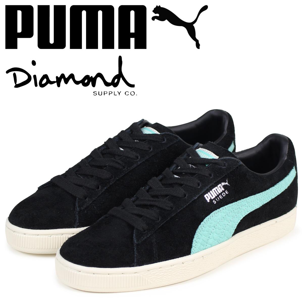7e5406d027f3 PUMA Puma suede sneakers men diamond supply SUEDE DIAMOND collaboration  365