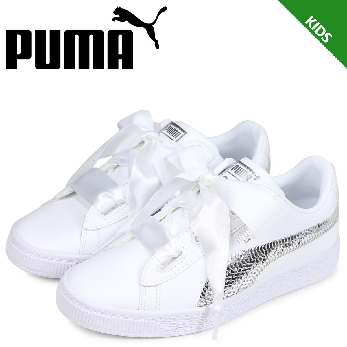 puma basket bling