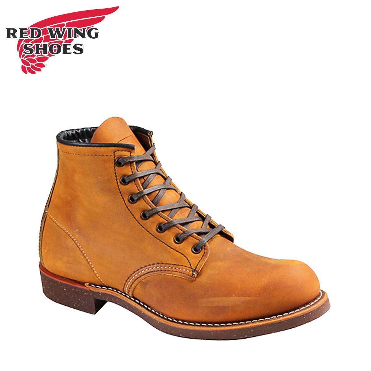 RED WING レッド 赤ウィング アイリッシュセッター ブーツ 6INCH ROUND TOE 6インチ ラウンドトゥ Dワイズ 2963 レッド 赤ウイング メンズ