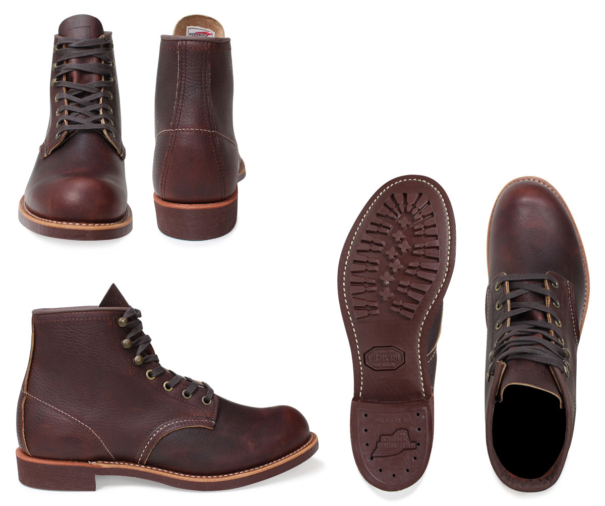 1cae9651efb RED WING red red wing boots Irish setter BLACKSMITH ROUND TOE Irish setter  boots D Wise 3340 men