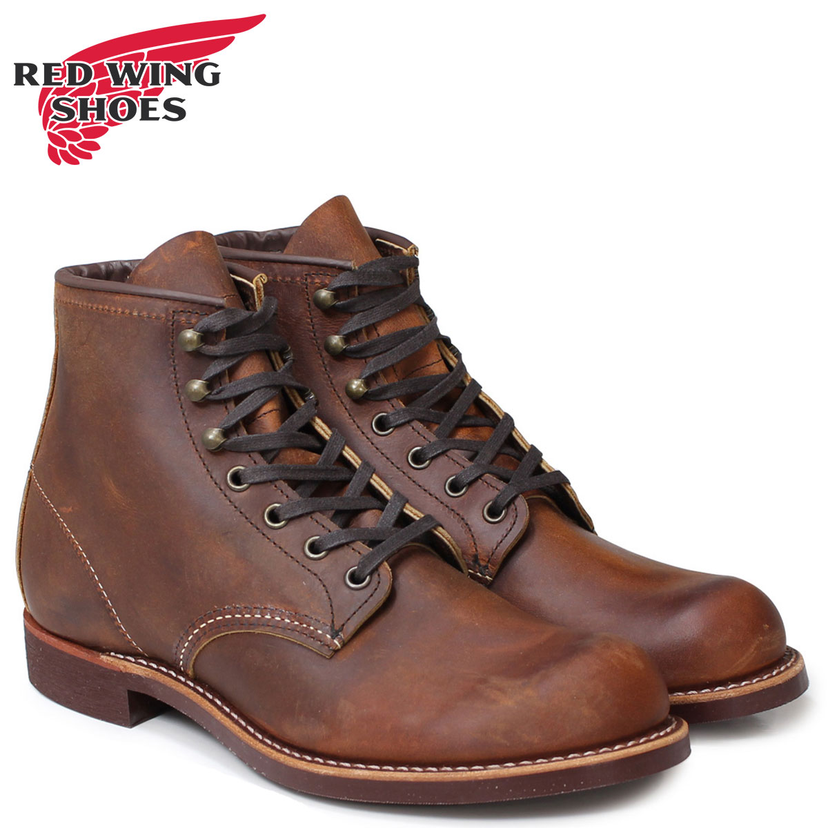 a8fb76dd295 RED WING red red wing boots Irish setter BLACKSMITH ROUND TOE Irish setter  boots D Wise 3343 men