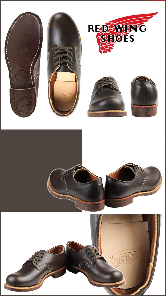 红翼红翅膀鞋牛津 8053 牛津 D 明智皮革男士美国红翼鞋普通鞋制造