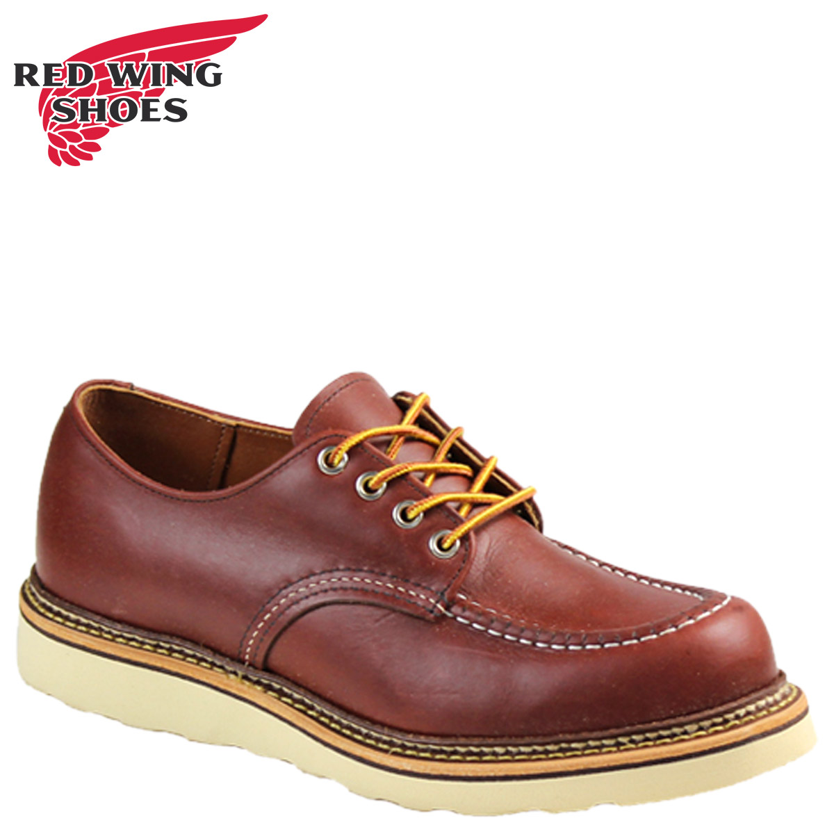 Sugar Online Shop | Rakuten Global Market: Redwing RED WING Oxford Shoes  8099 OXFORD SHOES D wise leather mens Made in USA Red Wing Oxford Shoes mock