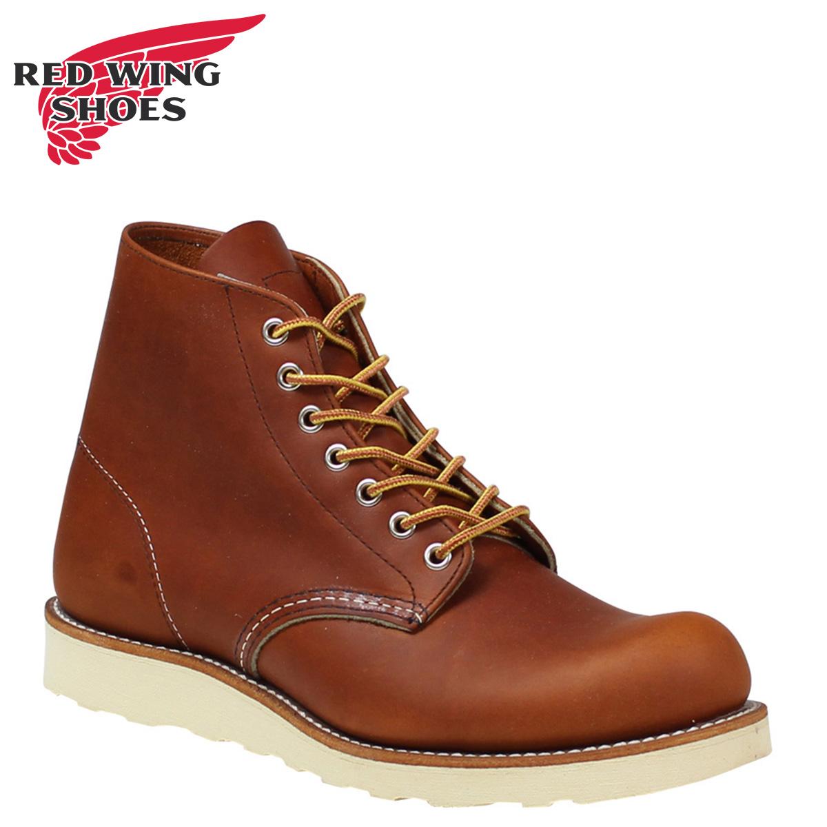 RED WING レッドウィング アイリッシュセッター 6インチ クラシック ブーツ CLASSIC ROUND ラウンドトゥ Dワイズ 8822 レッドウイング