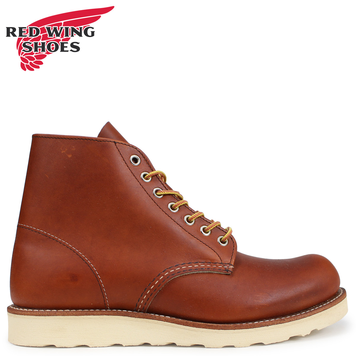 RED WING レッド 赤ウィング アイリッシュセッター 6インチ クラシック ブーツ CLASSIC ROUND ラウンドトゥ Dワイズ 8822 レッド 赤ウイング