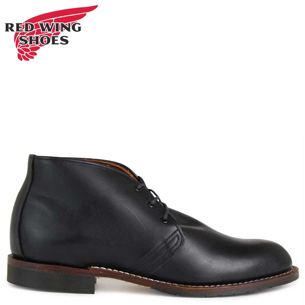 RED WING レッドウィング ベックマン ブーツ BECKMAN CHUKKA 9049 レッドウイング メンズ ブラック