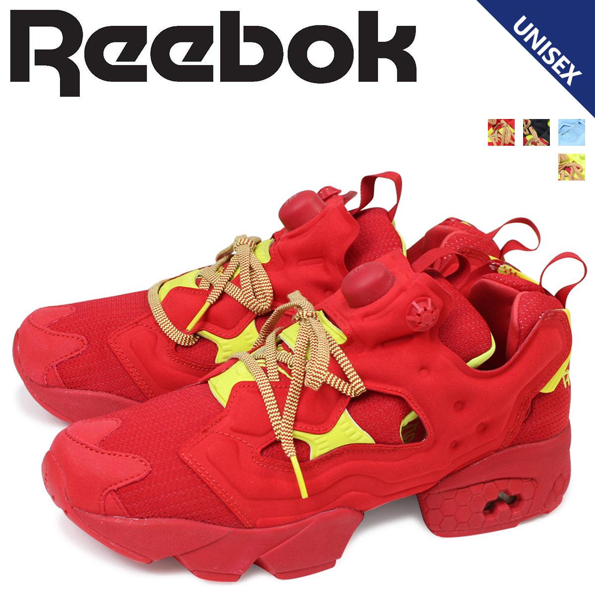 Reebok ポンプフューリー スニーカー リーボック INSTAPUMP FURY メンズ レディース AR3497 AR3498 AR3499 AR3573 靴