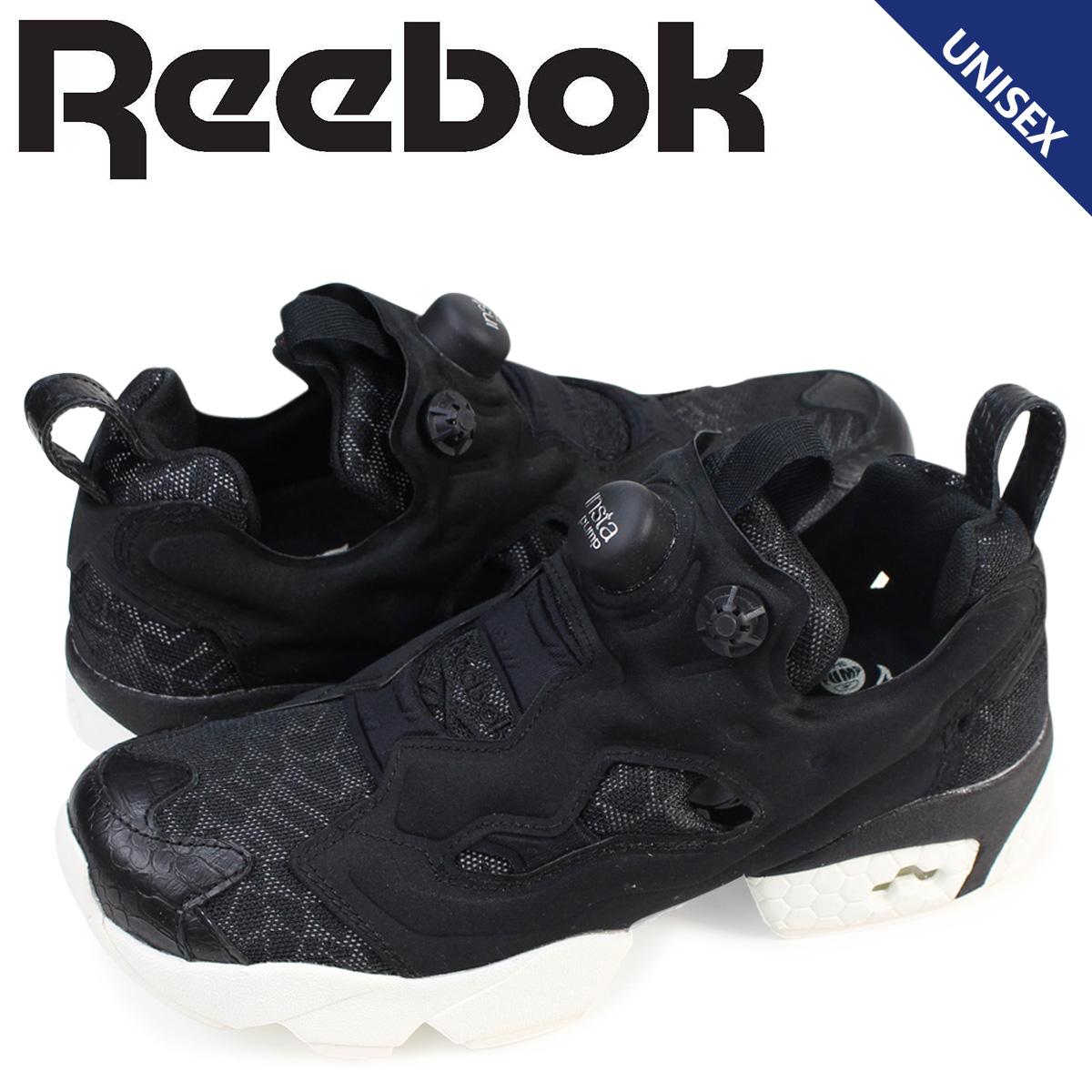 Reebok ポンプフューリー スニーカー リーボック INSTAPUMP FURY OG メンズ レディース AQ9079 靴 ブラック 【決算セール 返品不可】