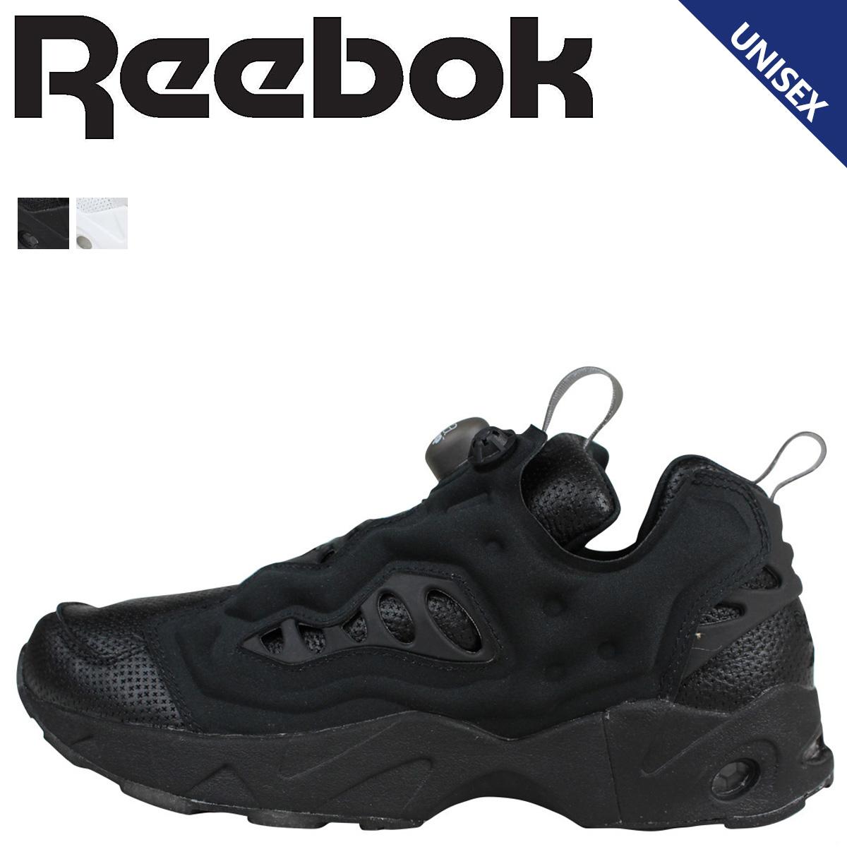 Reebok リーボック ポンプフューリー スニーカー INSTAPUMP FURY ROAD PL AQ9977 AQ9978 メンズ レディース 靴 ホワイト 白 ブラック 黒