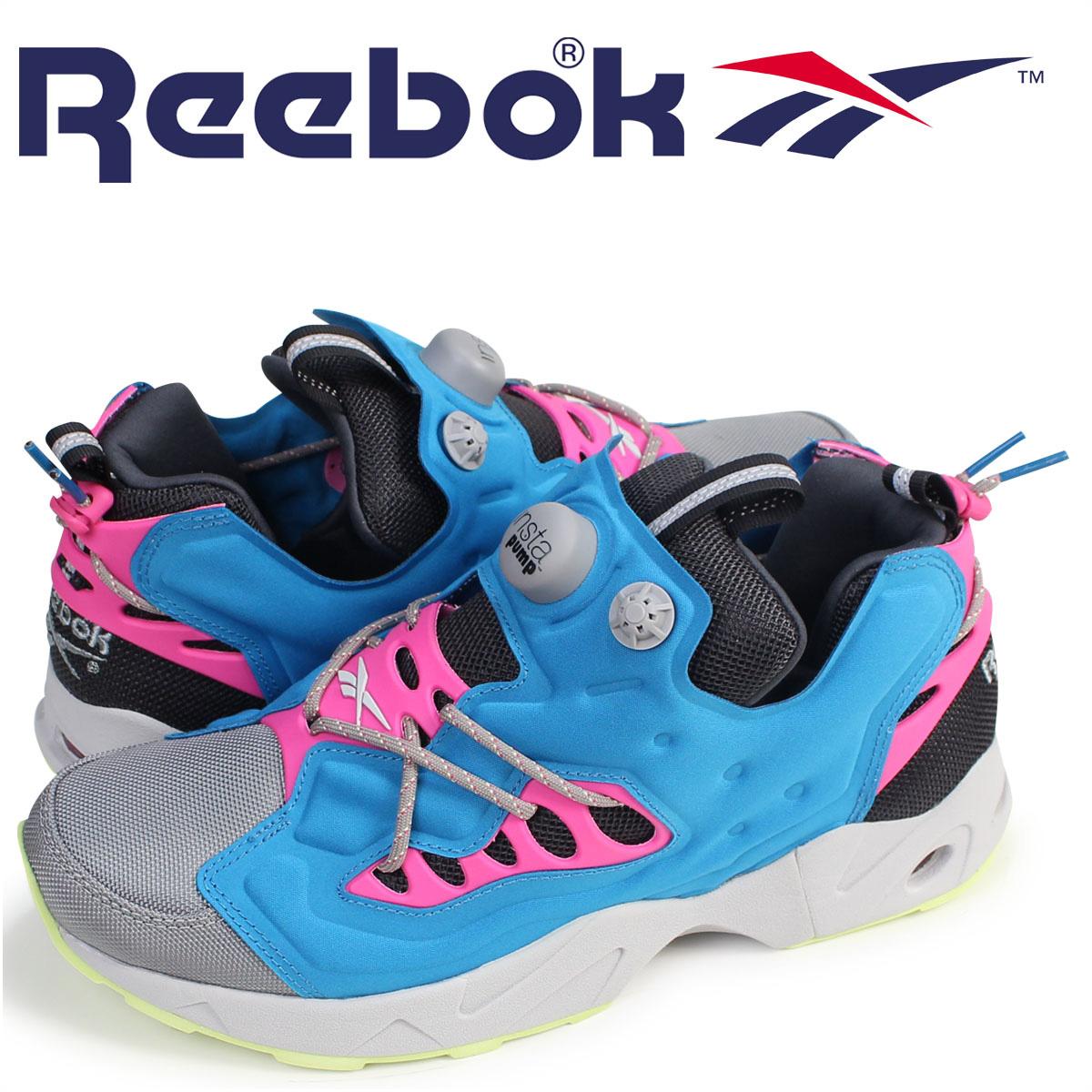Reebok ポンプフューリー スニーカー リーボック INSTAPUMP FURY ROAD TR AR0013 メンズ 靴 ターコイズ